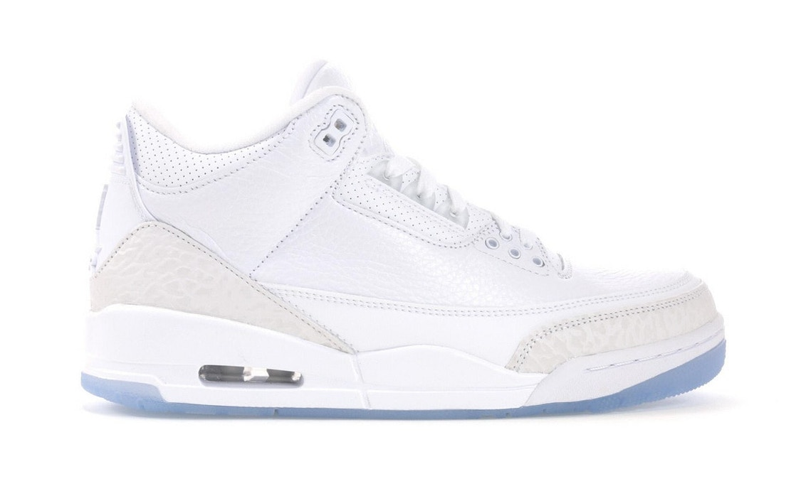 73f154058af Sell. or Ask. Size 9. View All Bids. Jordan 3 Retro Pure White ...