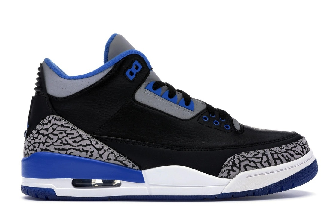 db52d2aad822 Sell. or Ask. Size  15. View All Bids. Jordan 3 Retro Sport Blue
