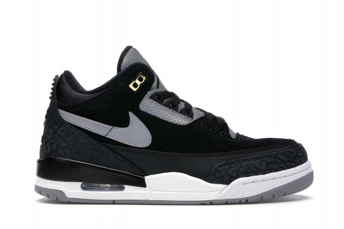new arrival 3a6d1 a3a44 Jordan 3 Retro Tinker Black Cement Gold