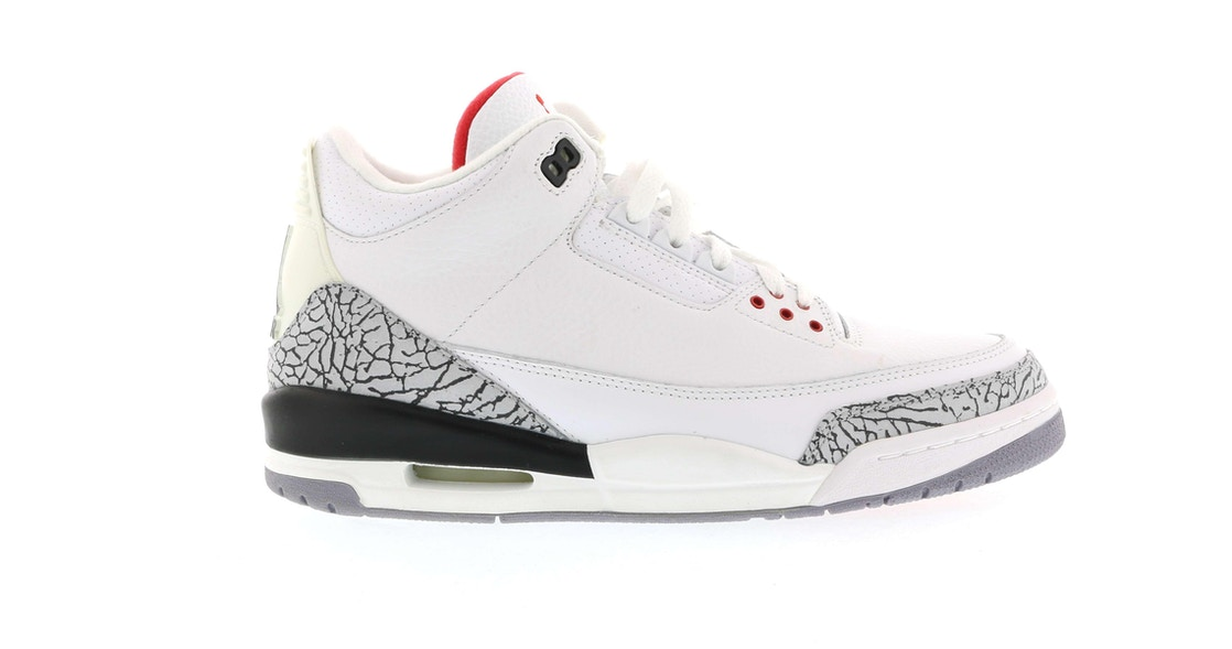 c8b6accc61a82c Sell. or Ask. Size  12. View All Bids. Jordan 3 Retro White Cement (2003)