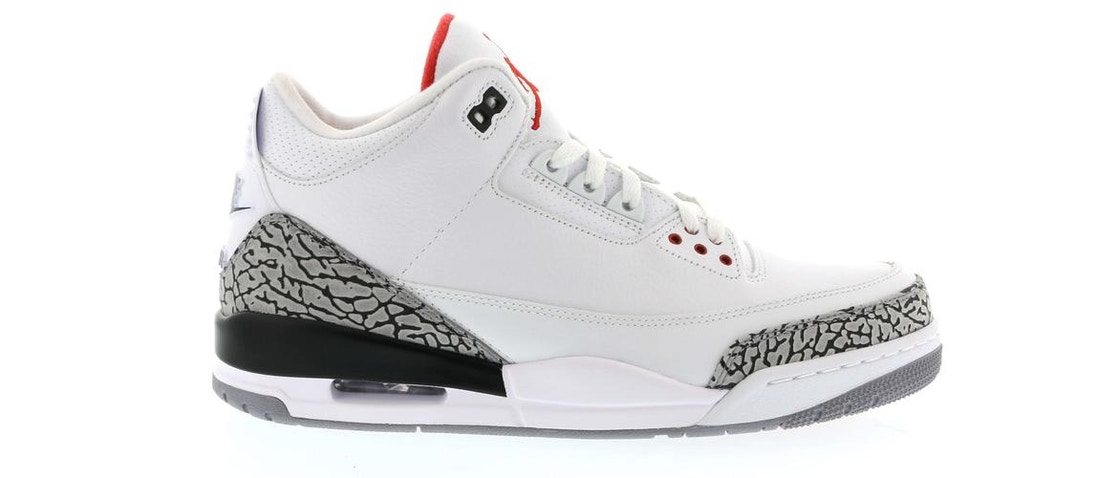 ec75c269fd31 Jordan 3 Retro White Cement ( 88 Dunk Contest 2013) - 580775-160