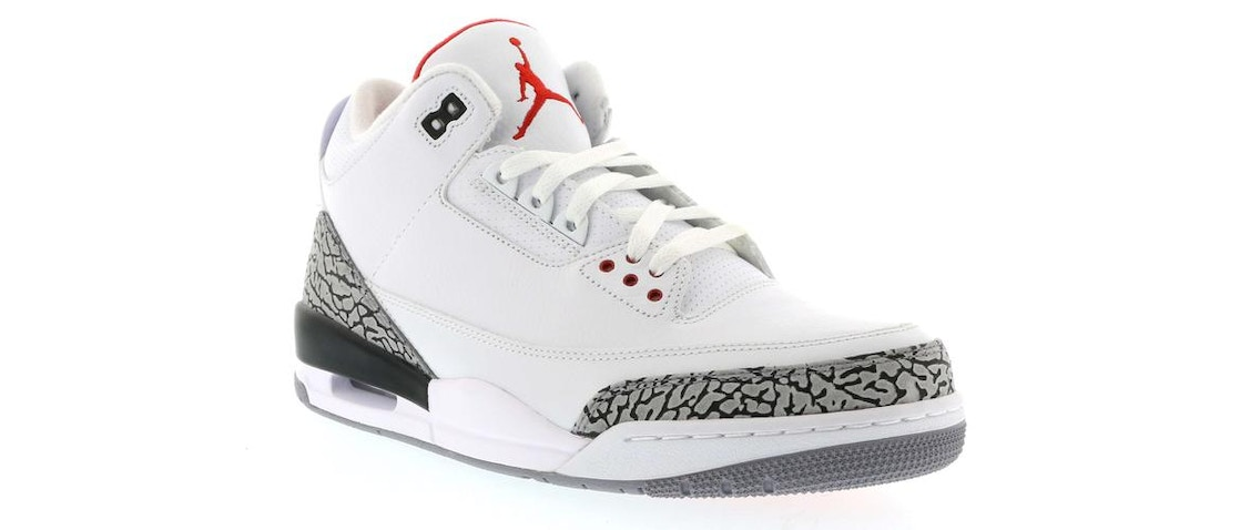 3194898188e Jordan 3 Retro White Cement ( 88 Dunk Contest 2013) - 580775-160