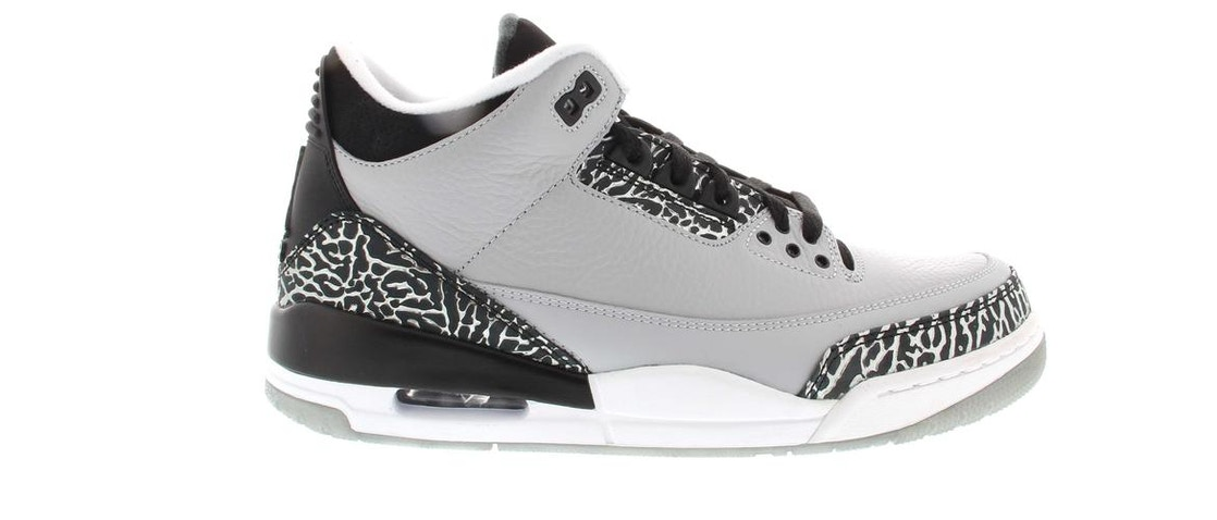 free shipping 164c5 5d43b Sell. or Ask. Size  13. View All Bids. Jordan 3 Retro Wolf Grey