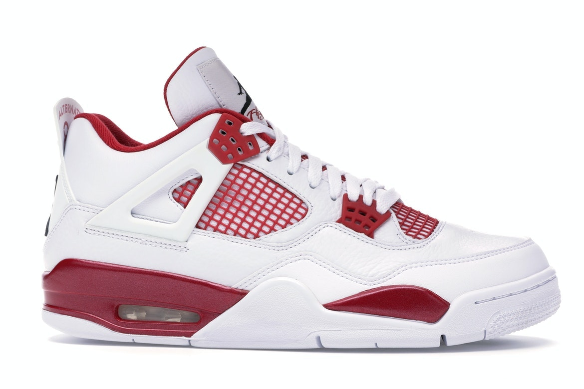 white red and black 4s