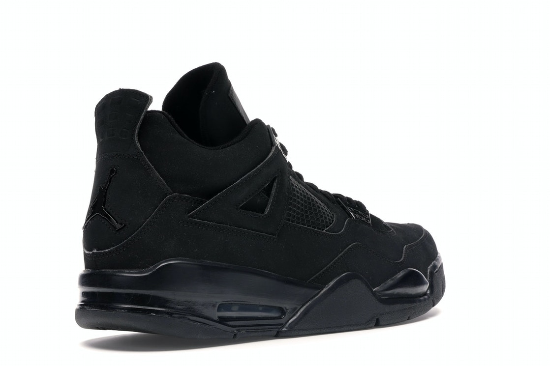 pretty nice 03bd3 9ad98 Jordan 4 Retro Black Cats - 308497-002