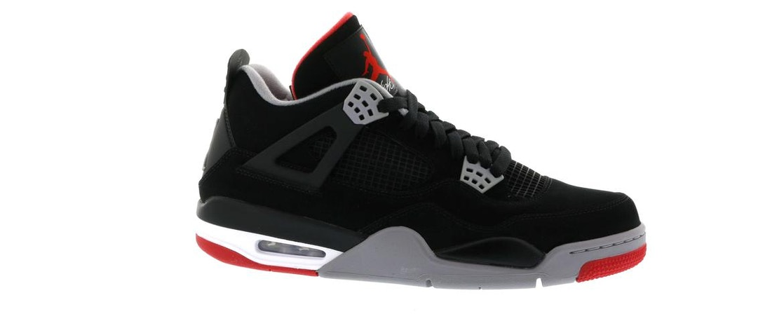 buy popular 8aa41 b4aa7 Jordan 4 Retro Black Cement (2012) - 308497-089