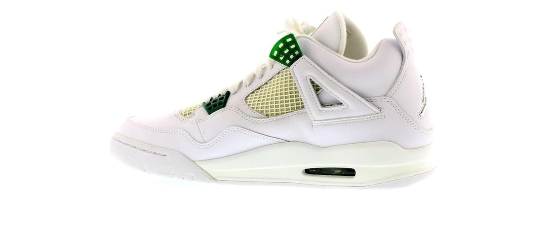 on sale 0f652 4cb87 Jordan 4 Retro Classic Green