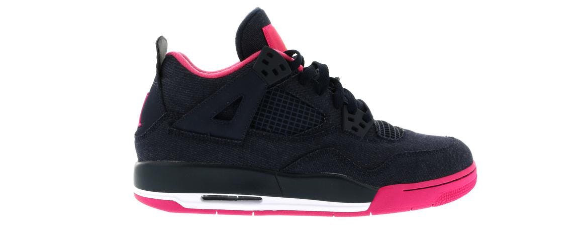 Jordan 4 Retro Denim (GS)