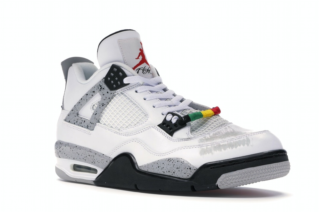 excepcional gama de colores invicto x buscar Jordan 4 Retro Do the Right Thing Pack - 840606-192a
