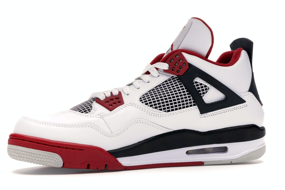 ff1a89f9167af Jordan 4 Retro Fire Red (2012)