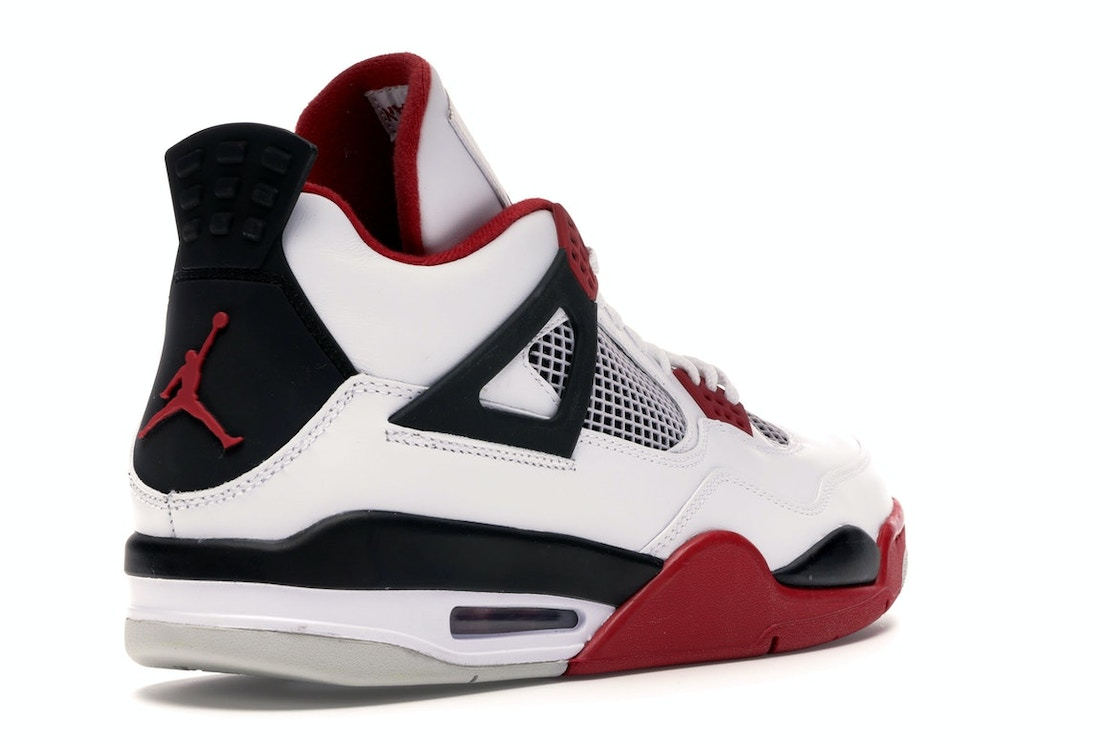 the latest 71f9d 96046 Jordan 4 Retro Fire Red (2012) - 308497-110