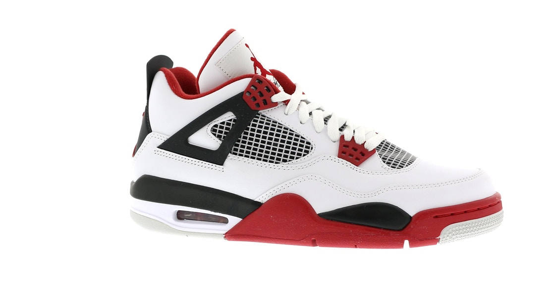 the latest 31bf7 d56f1 Jordan 4 Retro Fire Red (2012) - 308497-110
