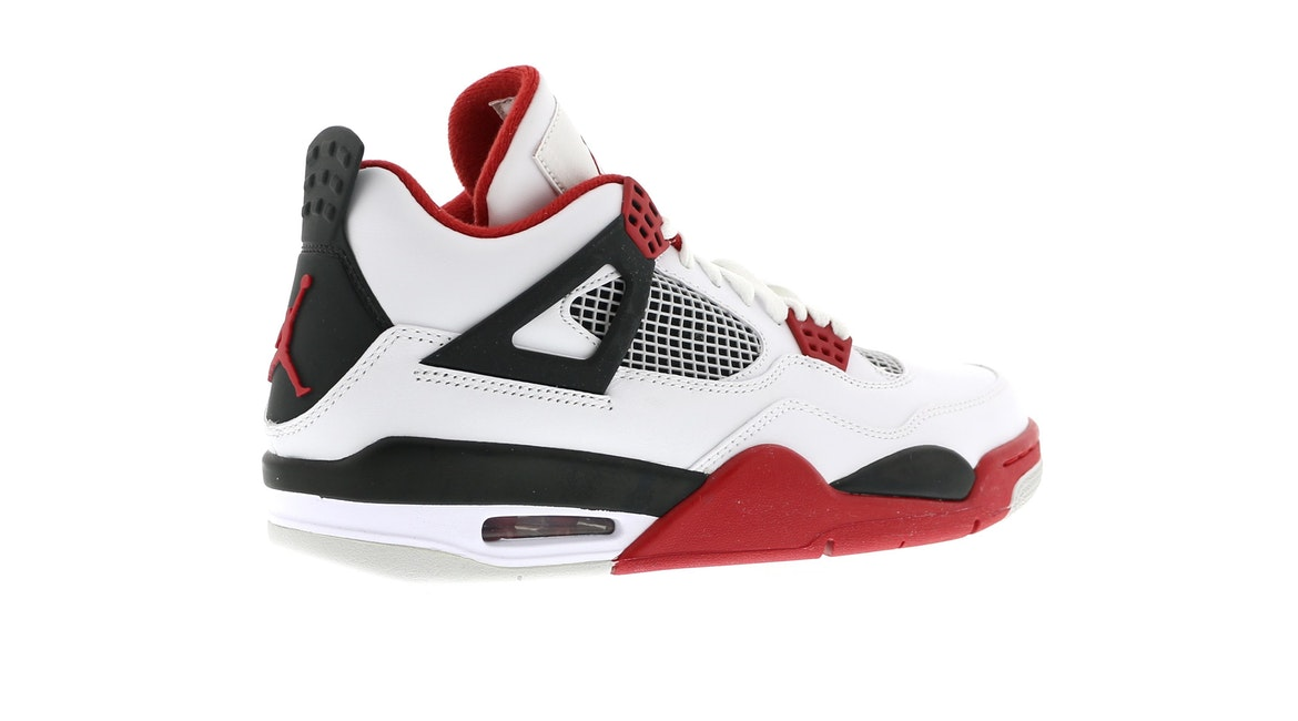 2bc93325074163 germany air jordan 4 retro fire red for sale 58255 0493e