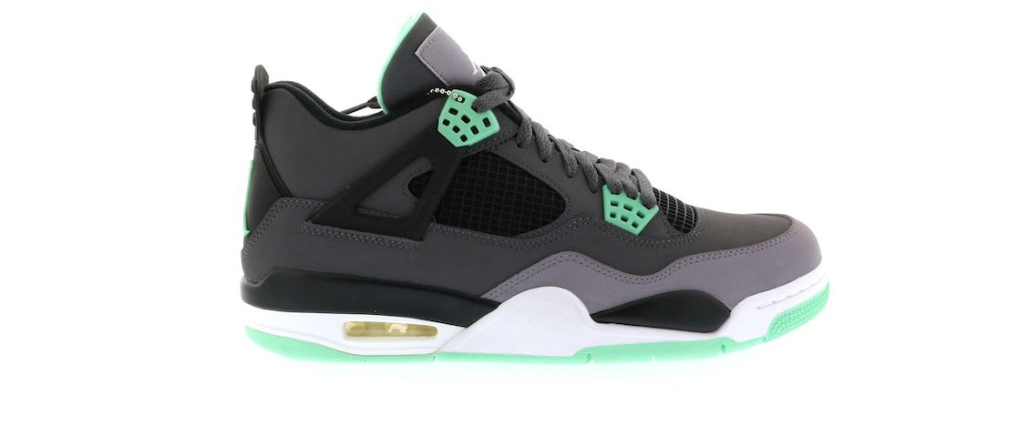 timeless design 3bae9 63db8 Sell. or Ask. Size 9. View All Bids. Jordan 4 Retro Green Glow