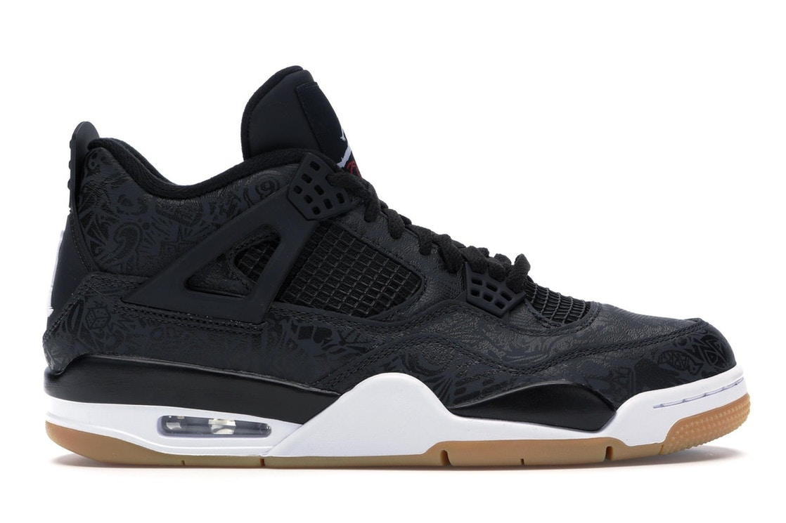 Sell. or Ask. Size  9.5. View All Bids. Jordan 4 Retro Laser Black Gum e805e11ef
