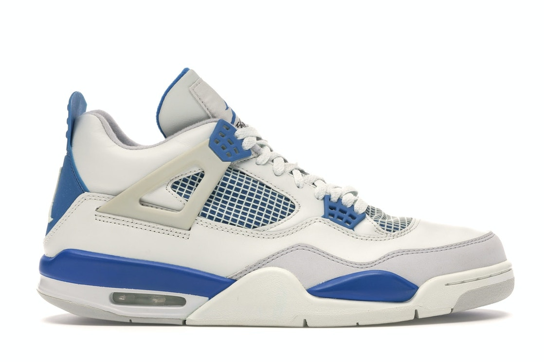 c438792b0b8a28 Jordan 4 Retro Military Blue (2006) - 308497-141