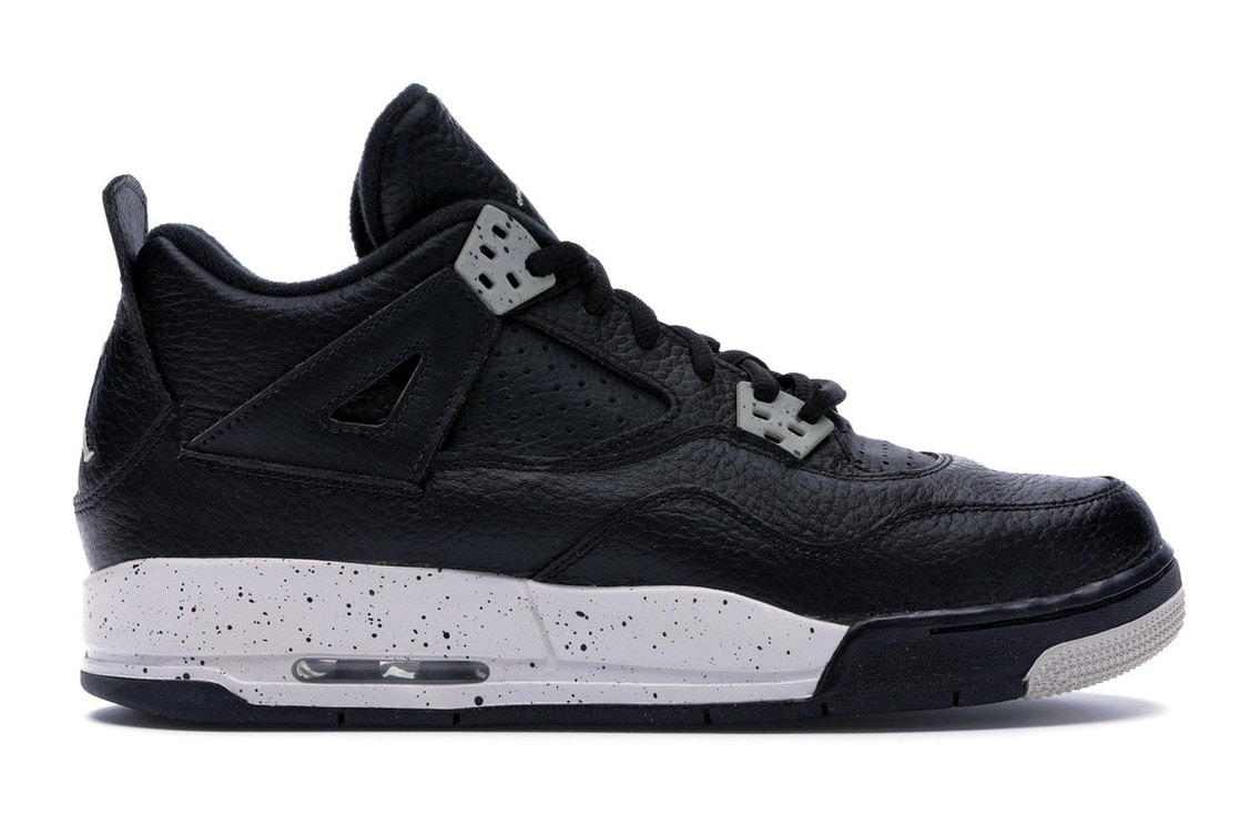the latest 95b35 381a3 Jordan 4 Retro Oreo 2015 (GS)