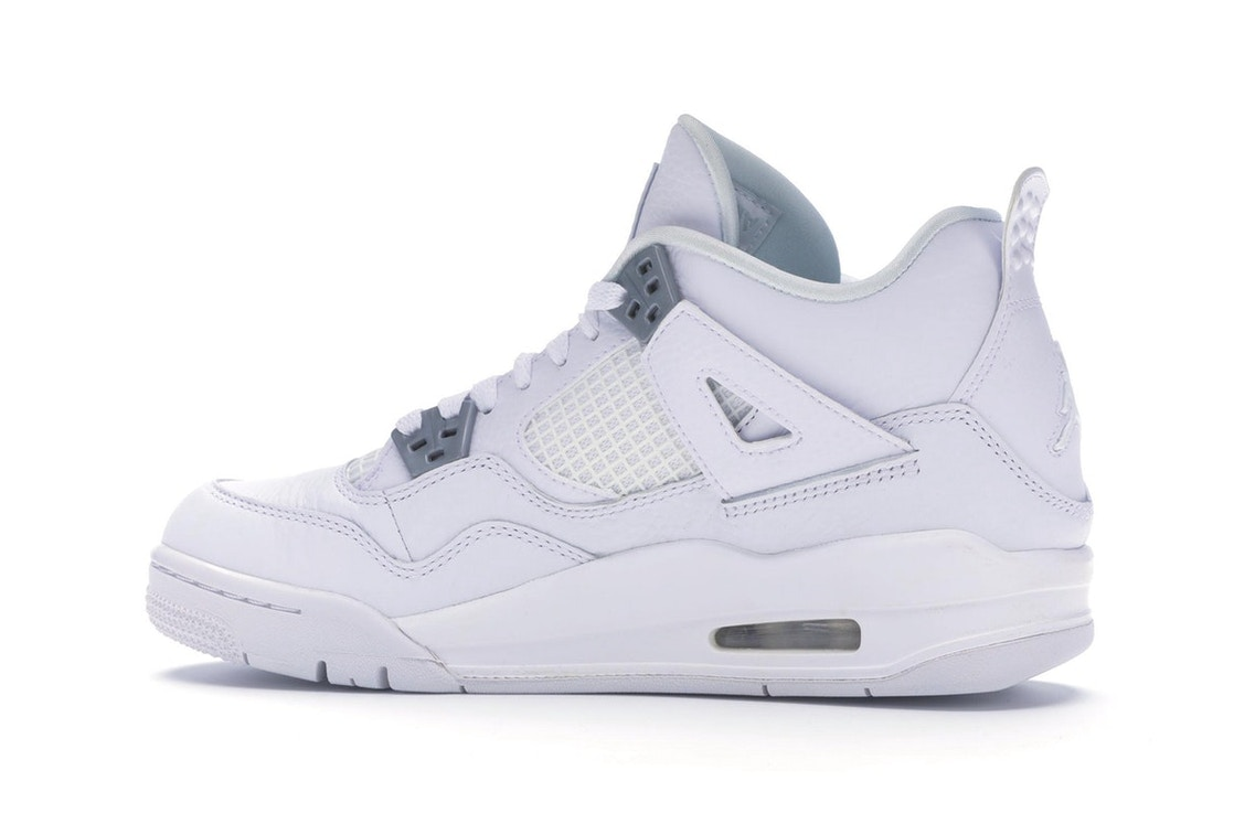 f07a26b550d726 Jordan 4 Retro Pure Money 2017 (GS) - 408452-100
