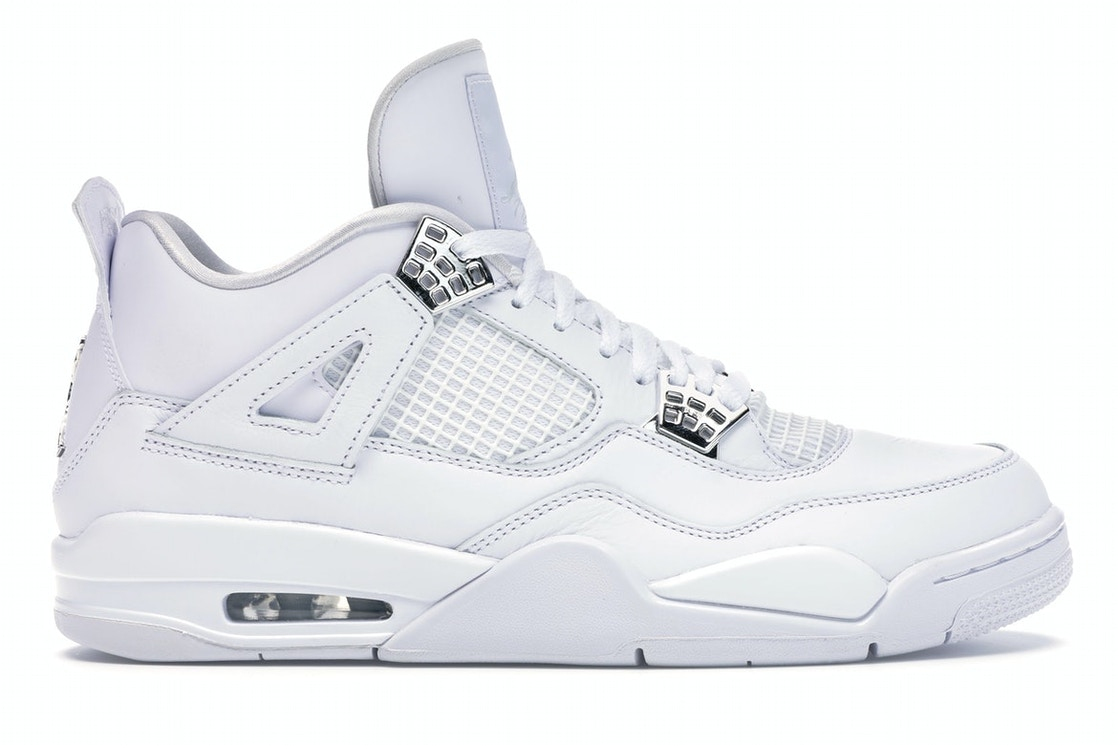 dc87e8063edba8 Sell. or Ask. Size  7.5. View All Bids. Jordan 4 Retro Pure Money ...
