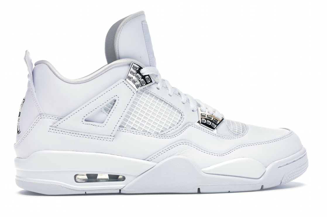 3c09aa4bdd9424 Jordan 4 Retro Pure Money (2017) - 308497-100