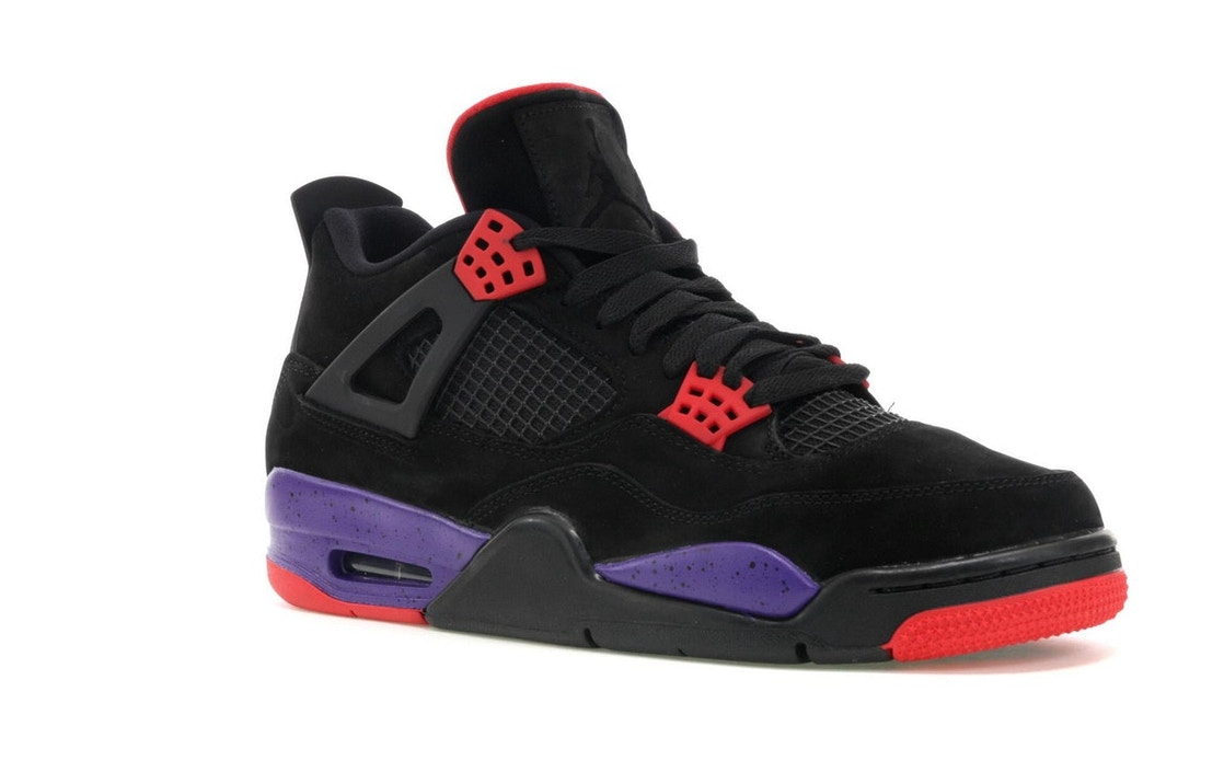 big sale 25ed2 b90b9 Jordan 4 Retro Raptors - AQ3816-065