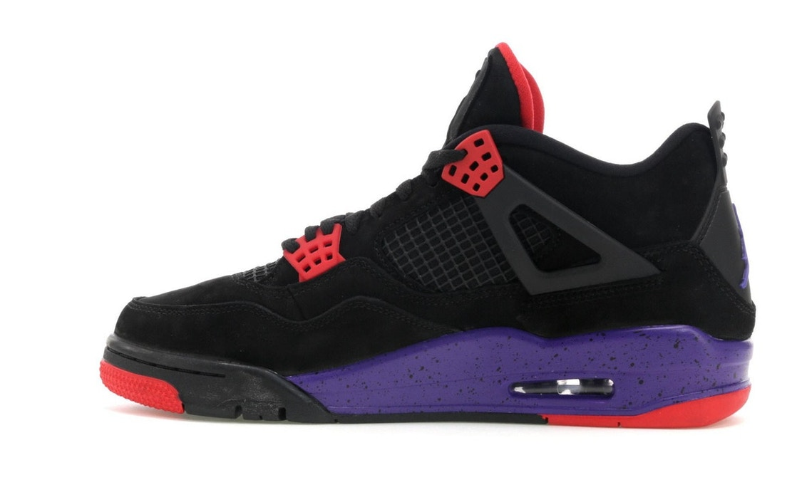 huge selection of c1dad 68364 Jordan 4 Retro Raptors (2018)