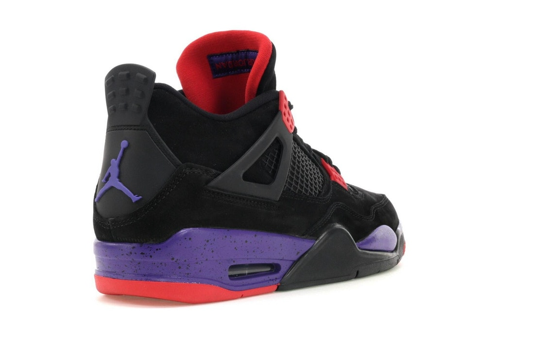 big sale 10c3f 969d6 Jordan 4 Retro Raptors - AQ3816-065