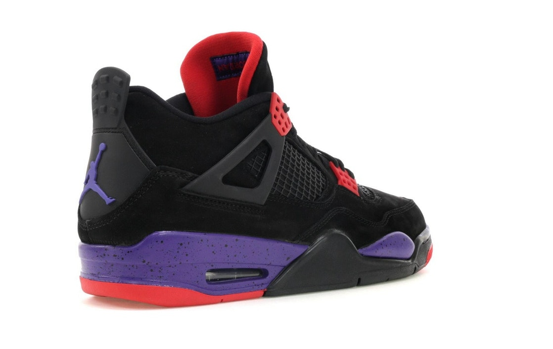 big sale bd52b bcfb1 Jordan 4 Retro Raptors - AQ3816-065