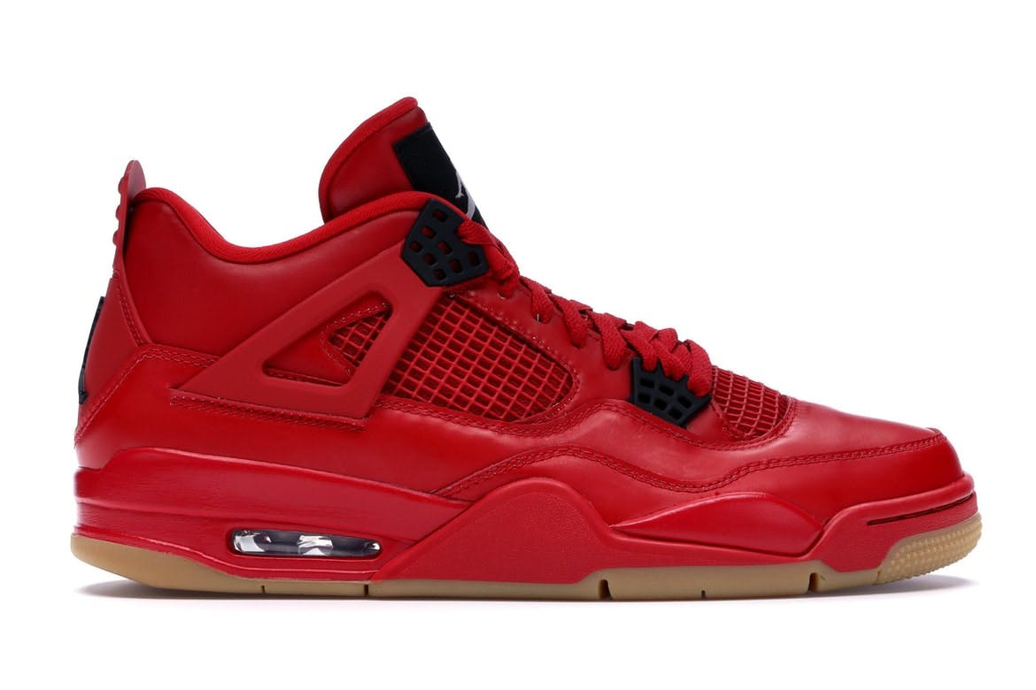 Jordan 4 Retro Fire Red Singles Day 2018 (W)