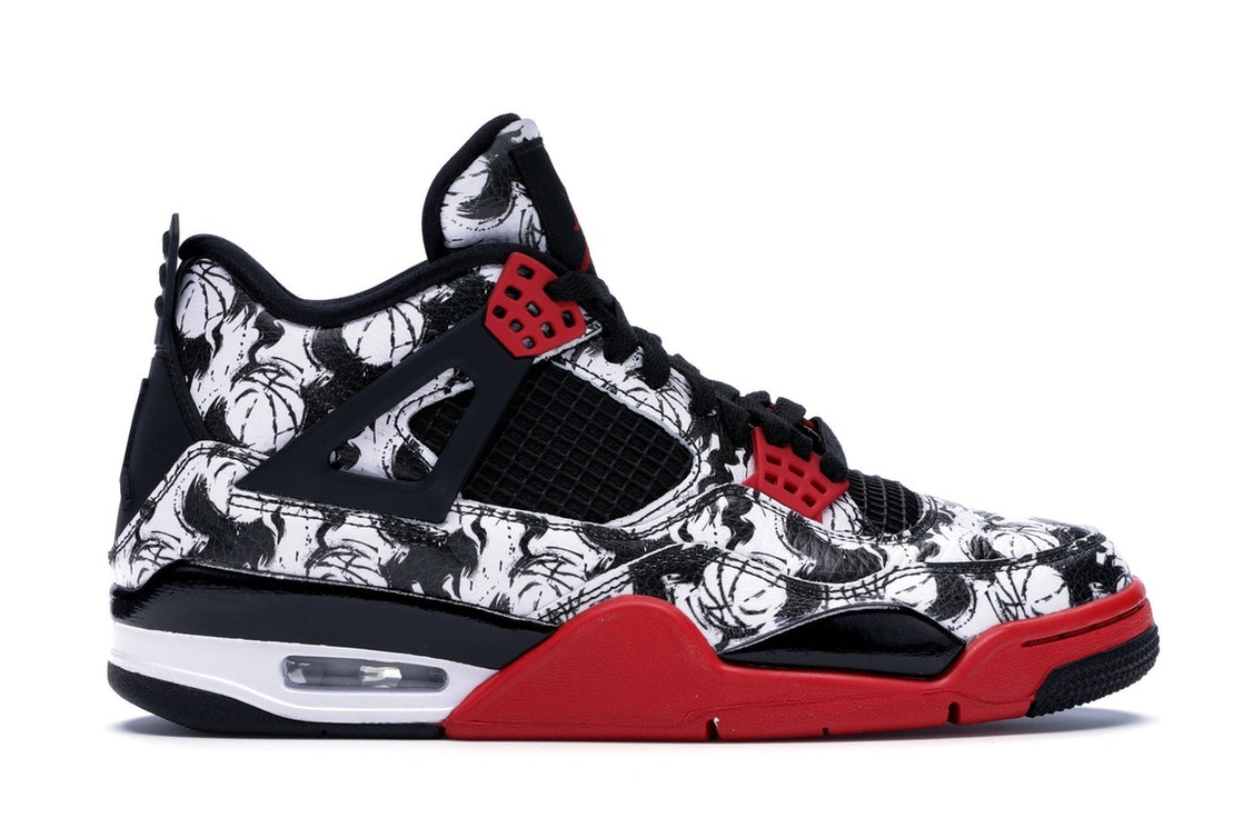 reputable site 62474 6ab29 Sell. or Ask. Size 7. View All Bids. Jordan 4 Retro Tattoo ...