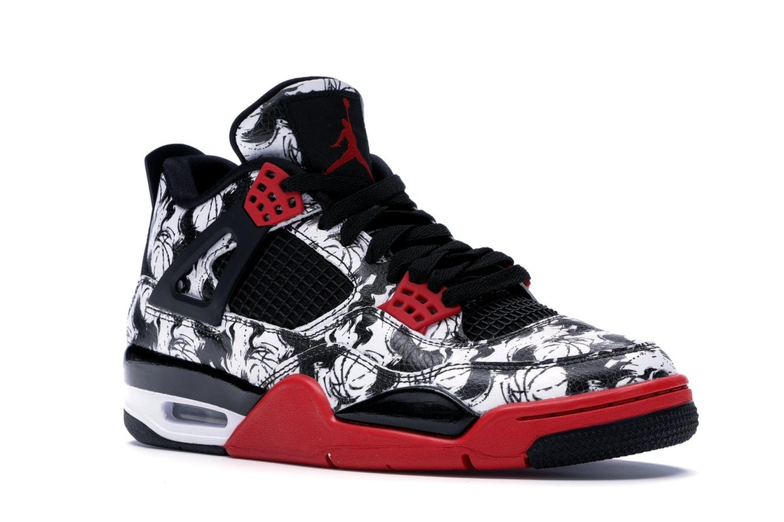 587373f28e0 Jordan 4 Retro Tattoo (2018) - BQ0897-006