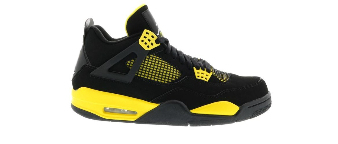 new arrival a8fa4 25a35 Sell. or Ask. Size 9. View All Bids. Jordan 4 Retro Thunder (2012)