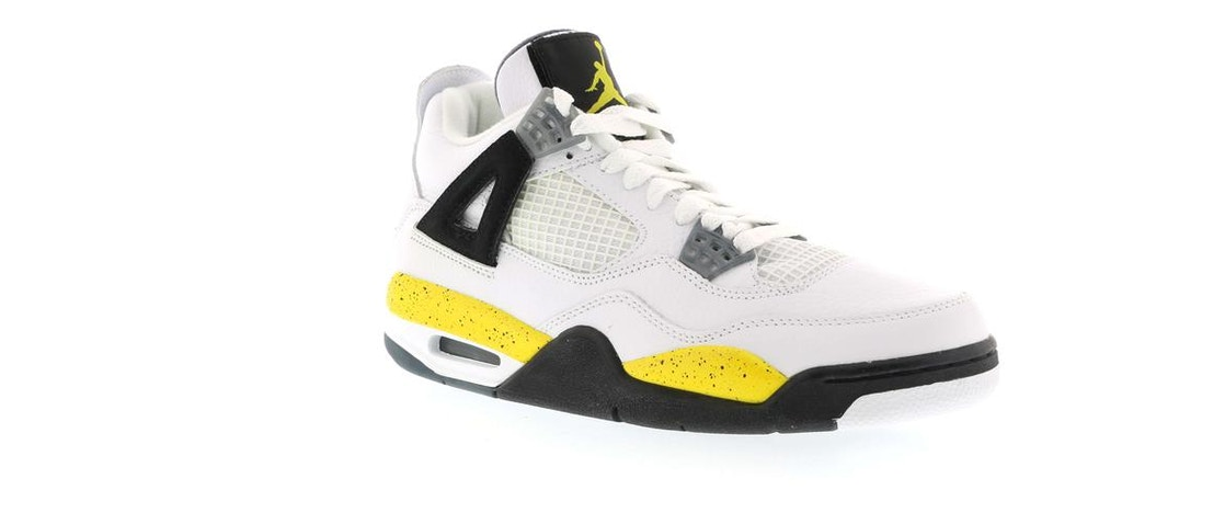 buy popular f0588 77d38 Jordan 4 Retro Tour Yellow   Rare Air - 314254-171
