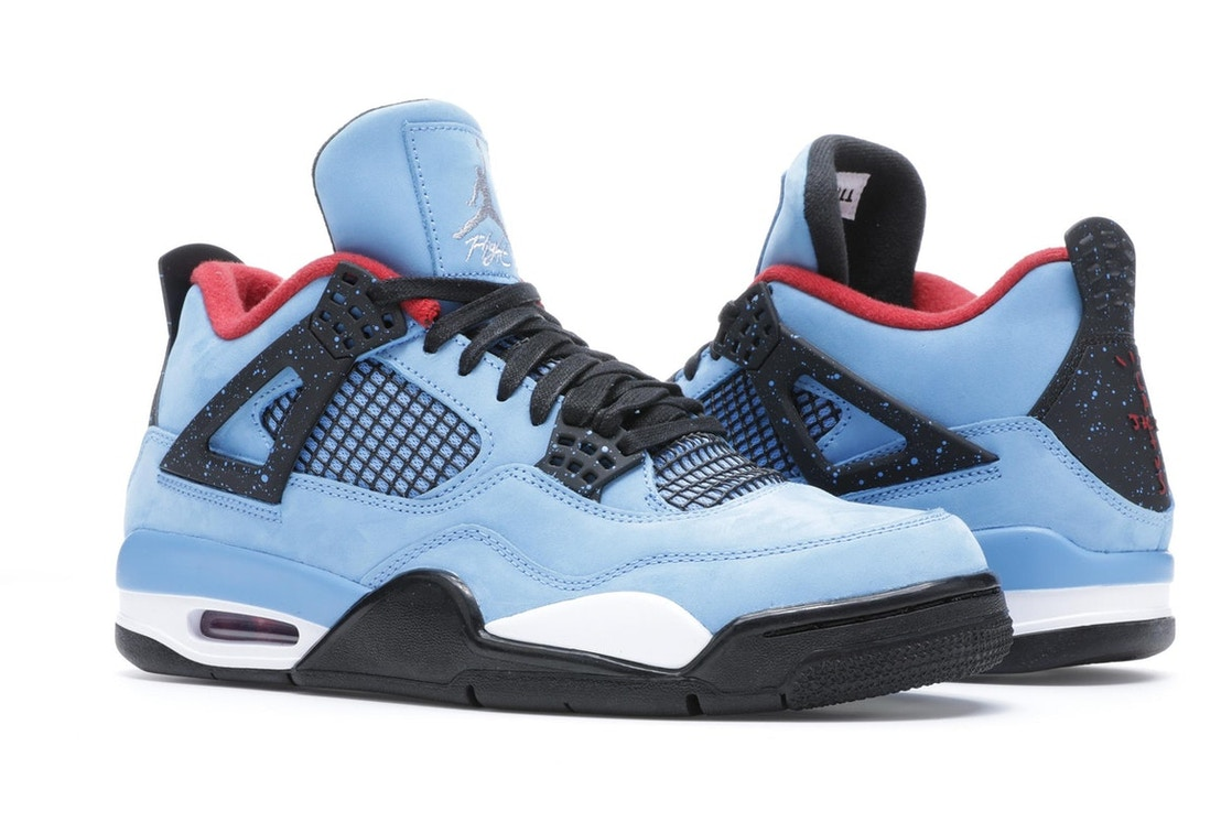 on sale 38dac eaf12 Jordan 4 Retro Travis Scott Cactus Jack - 308497-406