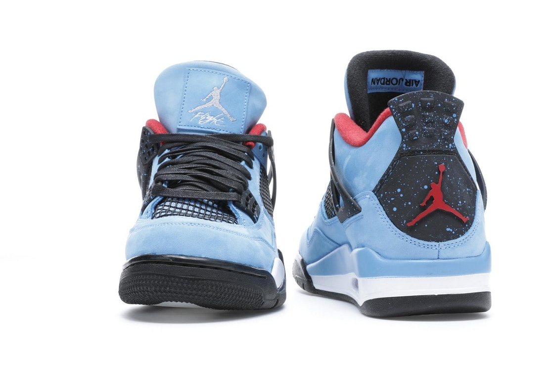 on sale a95e8 d5842 Jordan 4 Retro Travis Scott Cactus Jack - 308497-406