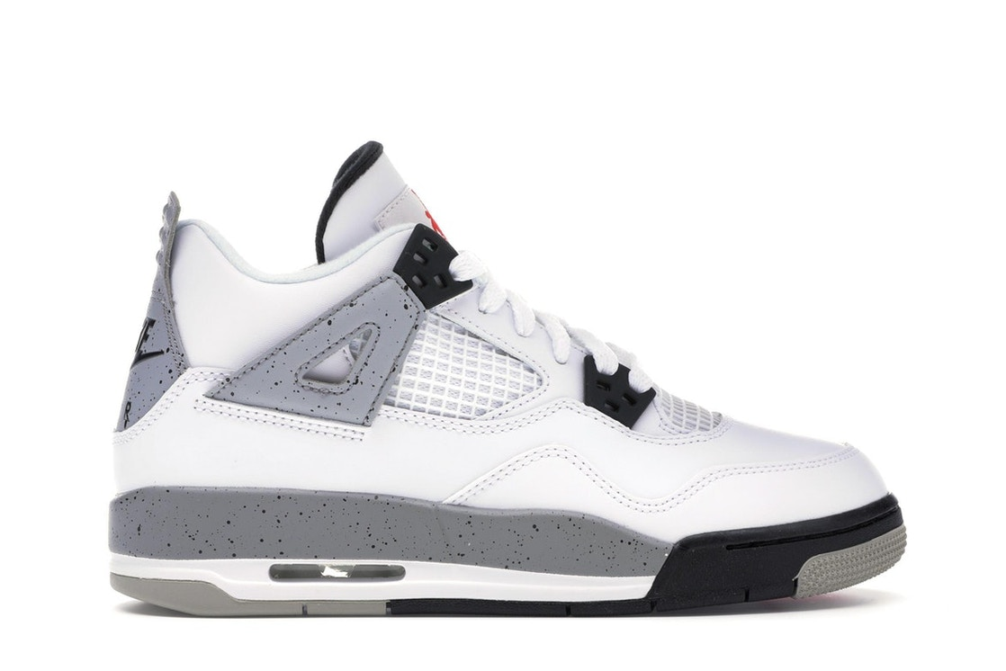 bd4c7448f89ab5 Sell. or Ask. Size  4.5Y. View All Bids. Jordan 4 Retro White Cement 2016  ...