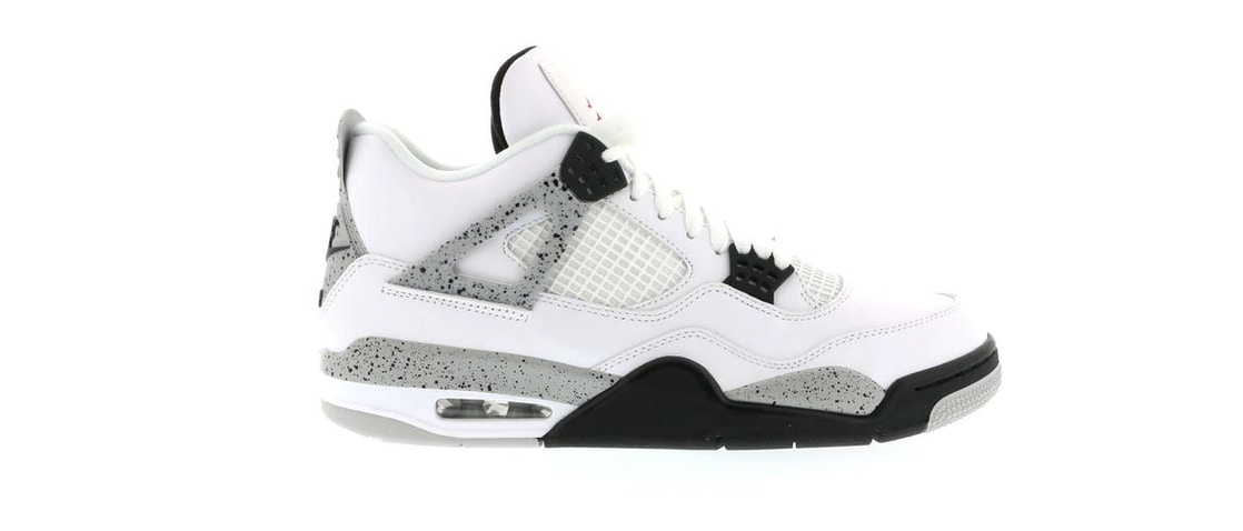 a1be3f85cc9412 Jordan 4 Retro White Cement (2016) - 840606-192