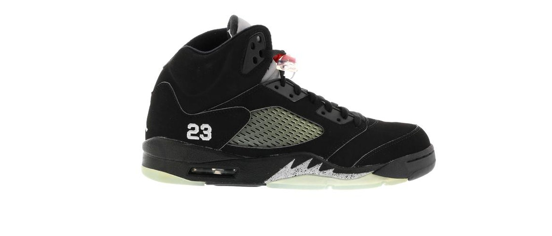 020ae18d061012 Sell. or Ask. Size  10. View All Bids. Jordan 5 Retro Black Metallic (2007)