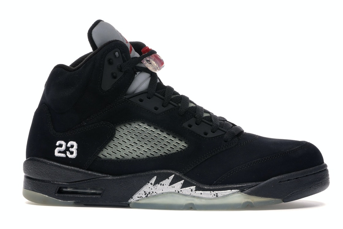 check out c54b1 6df53 Jordan 5 Retro Black Metallic (2011)
