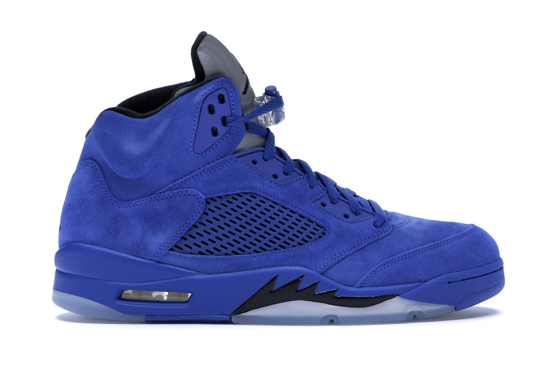 e2b8546362bdce Sell. or Ask. Size  14. View All Bids. Jordan 5 Retro Blue Suede