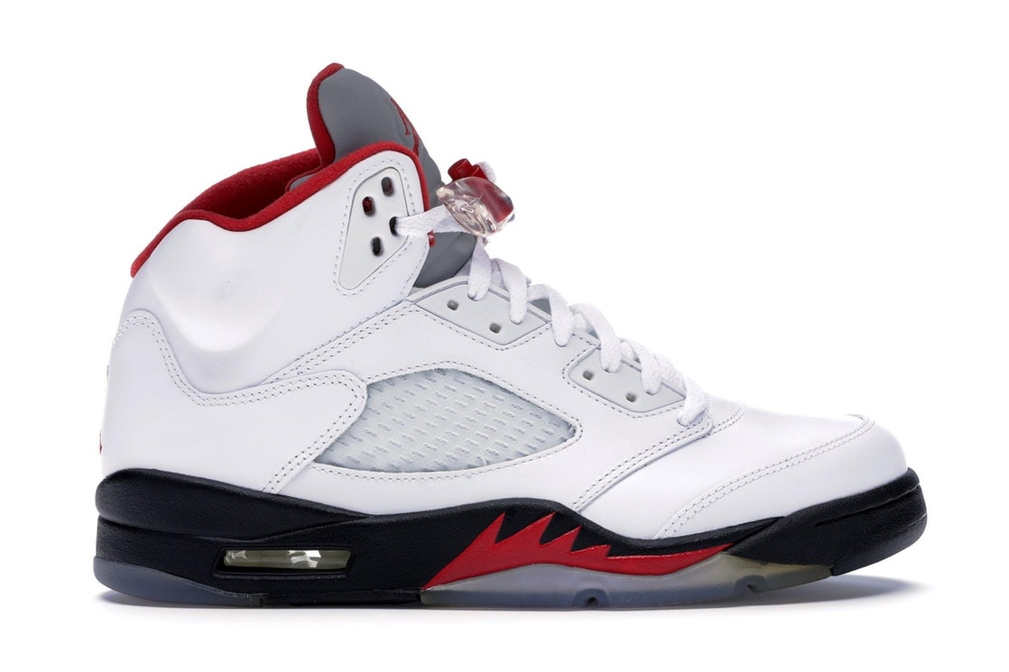 53c9a7e6b907dd Sell. or Ask. Size 8. View All Bids. Jordan 5 Retro Fire Red ...