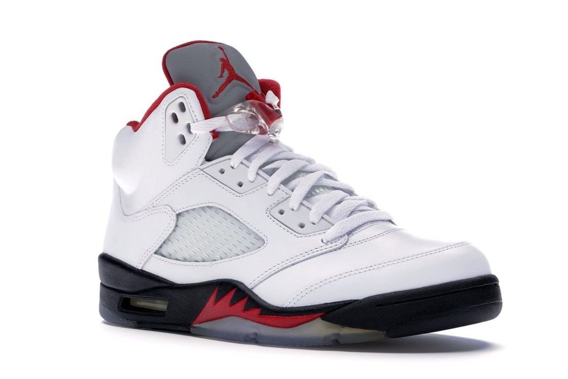 158a7c14 Jordan 5 Retro Fire Red (2013) - 136027-100