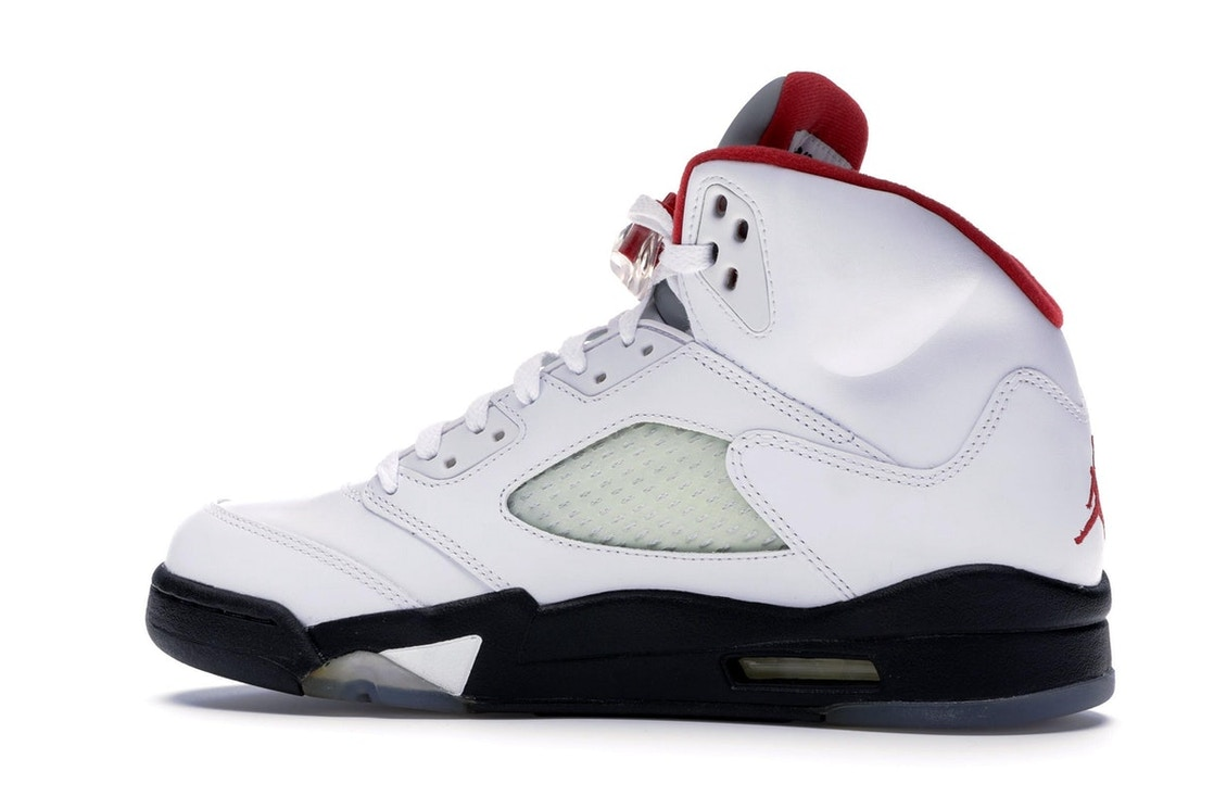 outlet store 0a881 e2532 Jordan 5 Retro Fire Red (2013) - 136027-100