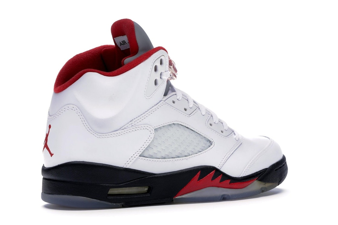 outlet store 8c098 46ab5 Jordan 5 Retro Fire Red (2013) - 136027-100