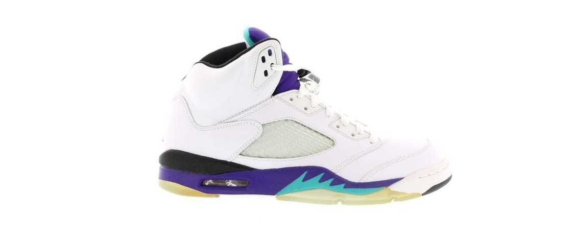 detailing 87363 1df10 Jordan 5 Retro Grape (2006) - 314259-131
