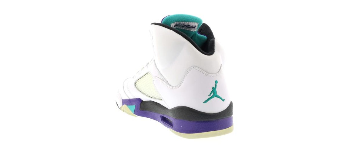 detailing c97c5 a5e70 Jordan 5 Retro Grape (2006) - 314259-131