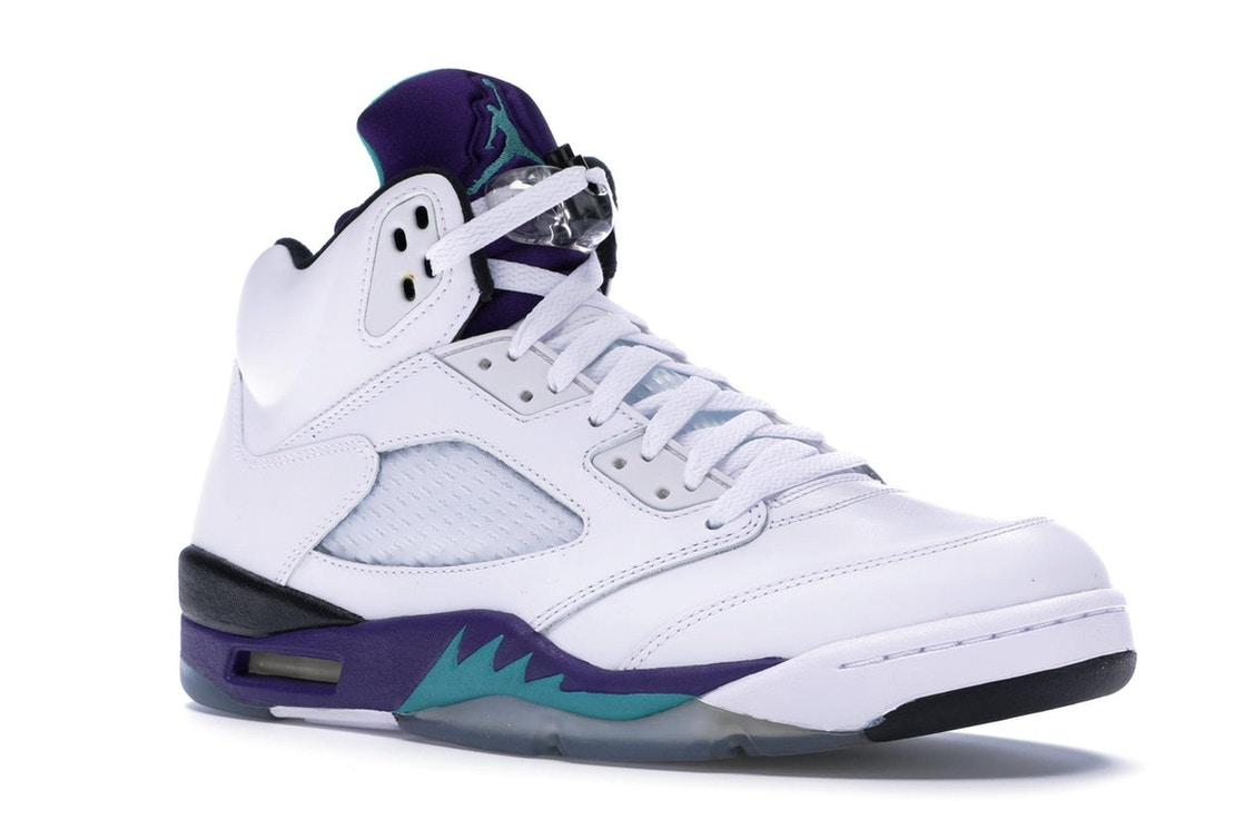 the best attitude 769e4 898b6 Jordan 5 Retro Grape (2013) - 136027-108