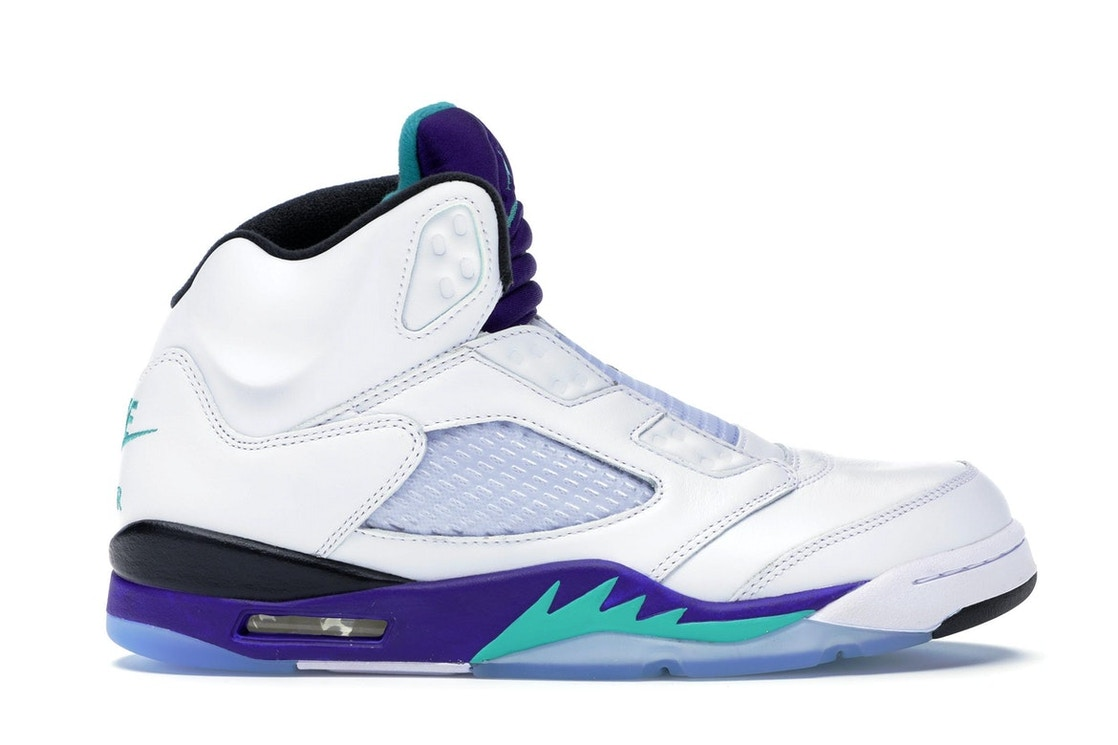 4d6a2ae62ccb Jordan 5 Retro Grape Fresh Prince - AV3919-135