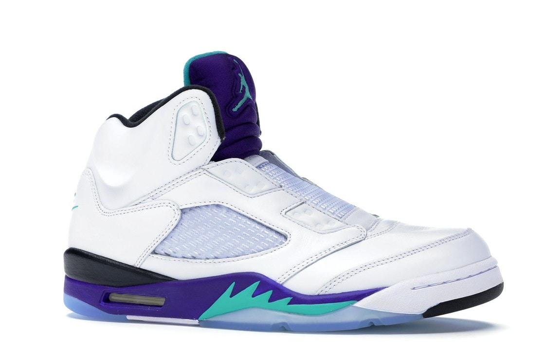 e5e4330d8d161a Jordan 5 Retro Grape Fresh Prince - AV3919-135