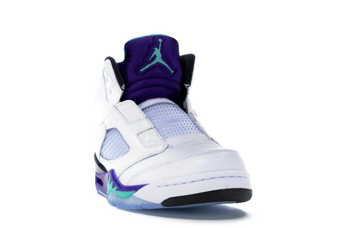 best service 8587d 33e56 Jordan 5 Retro Grape Fresh Prince - AV3919-135